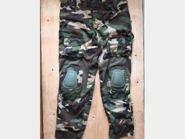 2 echipament Woodland (Bluza+pantalo) - 2
