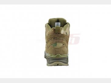 Mil-Tec bocanci squad stiefel 5 inch Multicam Nr. 43 - 3