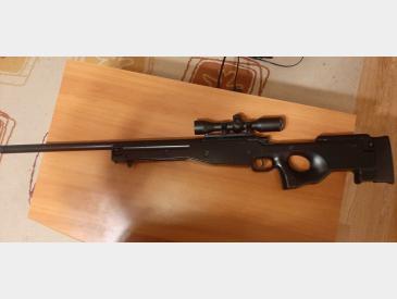Replica sniper 002 (L96) negru AGM + Accesorii - 2