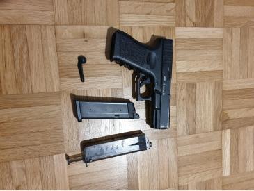 Vand replica pistol ASG pe green gas - 3