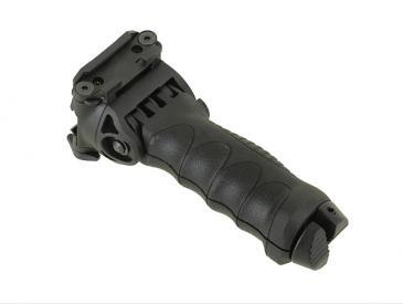 Maner / bipod ergonomic pentru replici airsoft M4, AK - 4