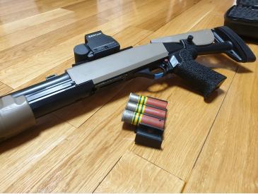 Shotgun airsoft ASG - 4