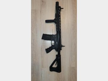 Vand AEG G&G GC16 Wild Hog 12 Assault Rifle - 5