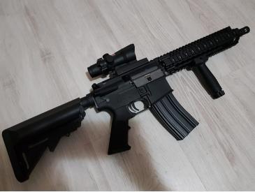 M4 ( MK18 MOD1 ) Specna Arms - Se vinde cu tot cu accesorii - Pret fix