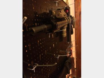 SPECNA SA-A20 CUSTOM MK18 - usor negociabil - 5