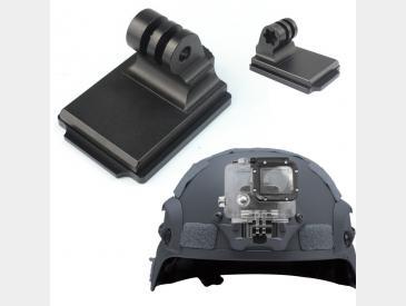 Airsoft Helmet NVG Mount Base pentru GoPro compatibil cu orice model - 4