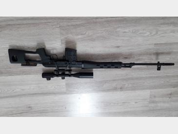 Sniper Dragunov SVD - 2