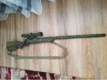 Airsoft Sniper VSR10 clona MB03 - 2