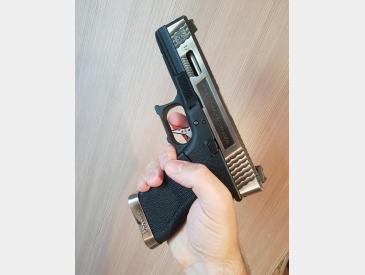 Pistol Glock 17 Wet - 5