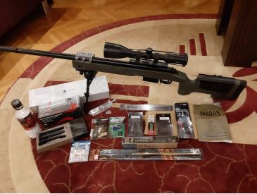 Sniper M40A5 Tokyo Marui - 4