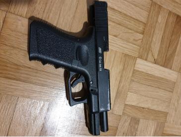 Vand replica pistol ASG pe green gas