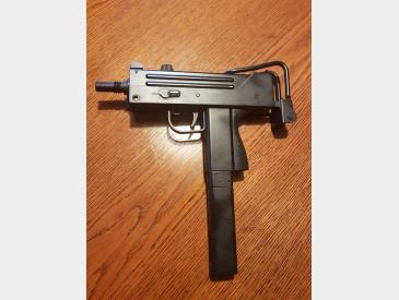 REPLICA AIRSOFT MAC-11 FULL METAL, GBB, CO2, WELL