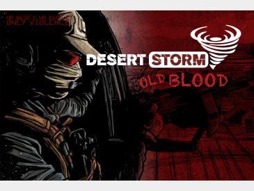 DesertStorm Old Blood 29 Iunie 2019