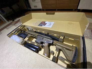 HK 416 VFC  - 3